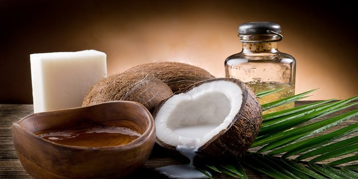 Benefits of coconut oil for glowing skin