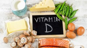 Vitamin D: Take care of your healthy bones
