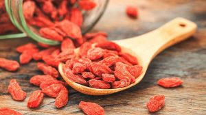 properties of the goji berry