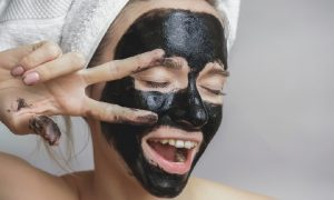quick mask with activated charcoal