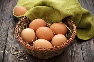 brown or white eggs