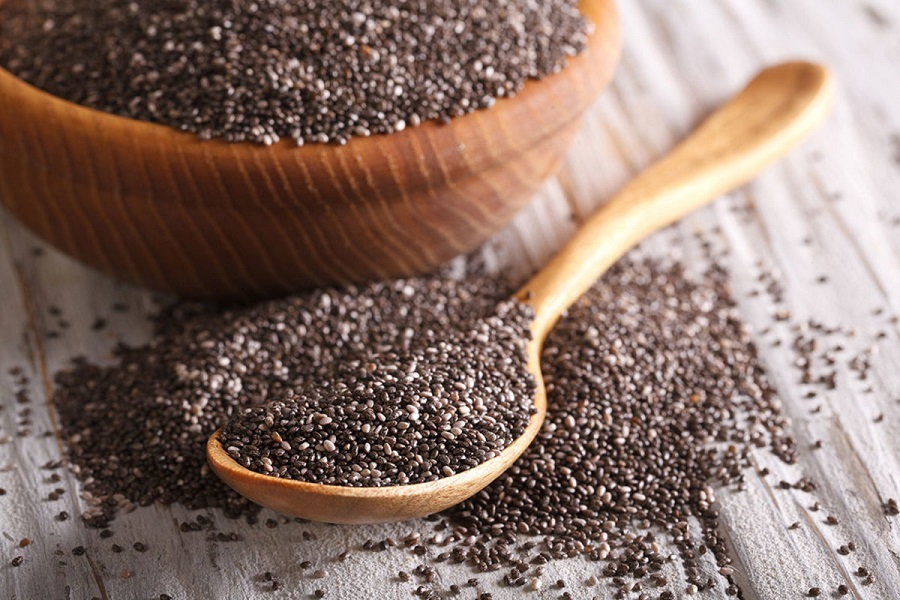 breakfasts with chia seeds