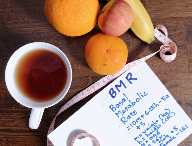 How to calculate BMR
