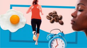speed up the metabolism